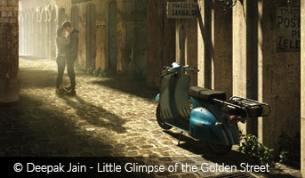 Deepak Jain Little Glimpse of the Golden Street