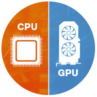 CPU / GPU Renderfarm